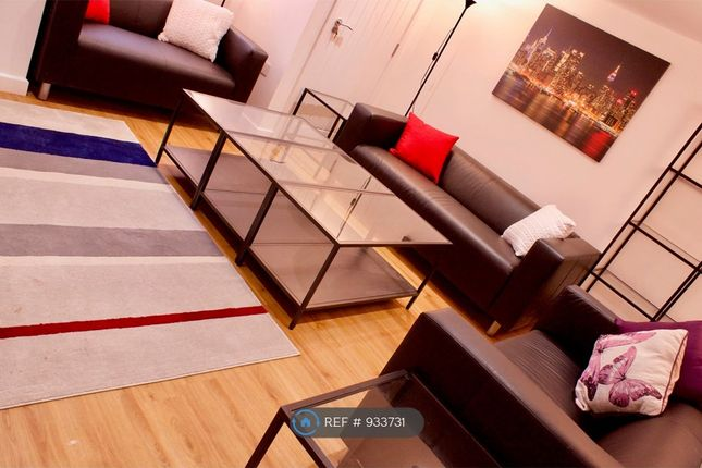 Shared Lounge of Derby Road, Salford M5