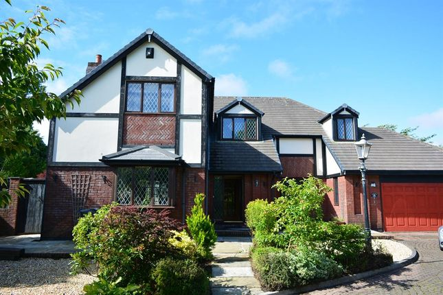 Thumbnail Detached house for sale in Shirley Heights, Poulton Le Fylde
