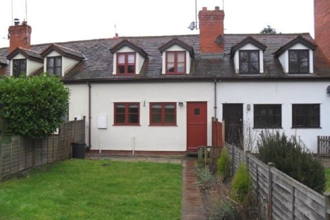 Thumbnail Terraced house to rent in Weobley, Hereford
