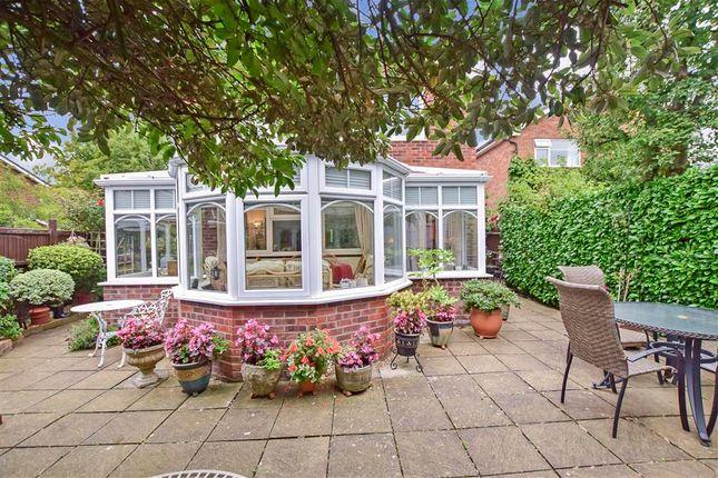 Thumbnail Detached house for sale in Bax Close, Cranleigh, Surrey