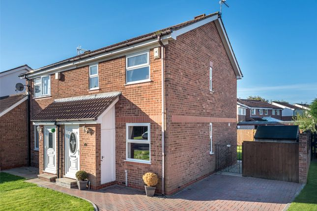 2 bed semi-detached house for sale in Peppermint Way, Selby