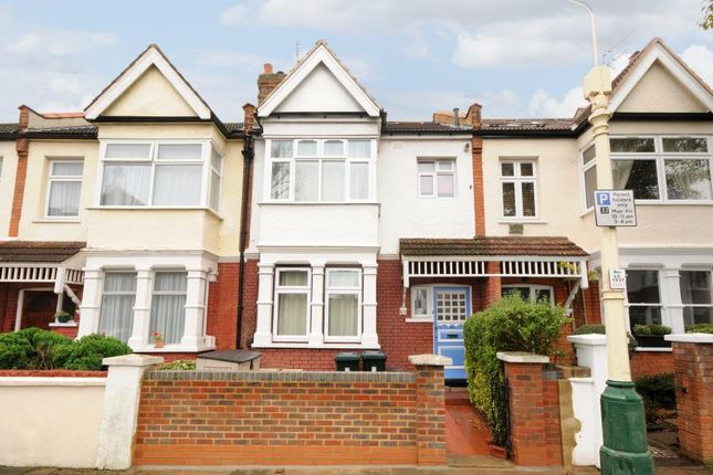 Thumbnail Flat to rent in Camborne Avenue, London