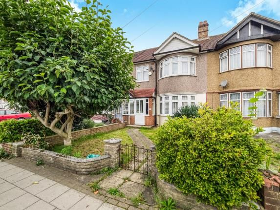 Thumbnail Terraced house for sale in Seven Kings, London, United Kingdom