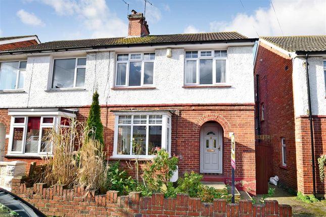 3 bed semi-detached house for sale in Lionel Road, Tonbridge, Kent