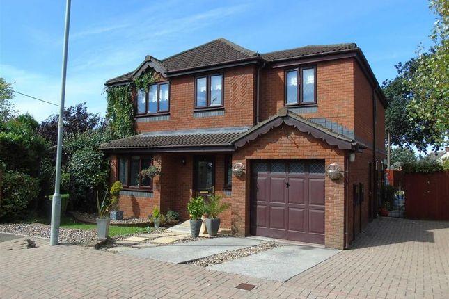 Thumbnail Detached house for sale in Llys Y Pinwydd, Gelli Road, Llanelli