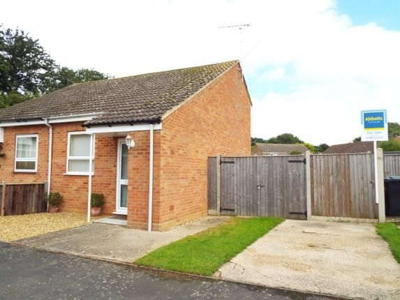 Thumbnail Semi-detached house for sale in Heacham, King's Lynn, Norfolk