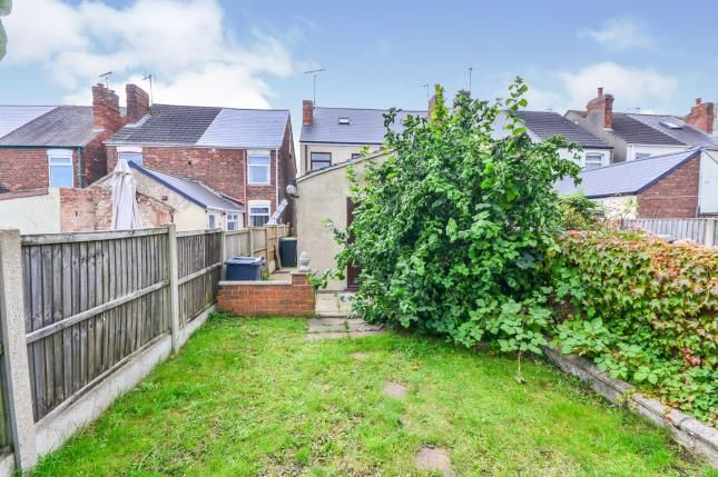 Garden of Victoria Road, Kirkby-In-Ashfield, Nottingham NG17