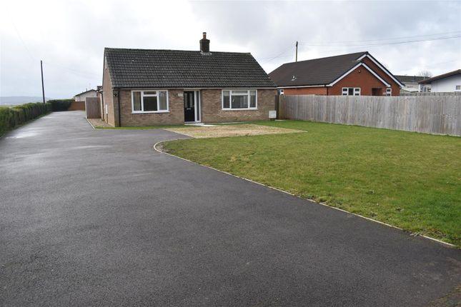Thumbnail Detached bungalow for sale in Lodge Road, Cranfield, Bedford