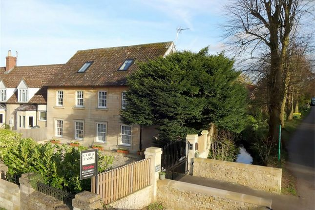 Thumbnail Detached house for sale in Bridge House, 351 The Street, Holt, Wiltshire