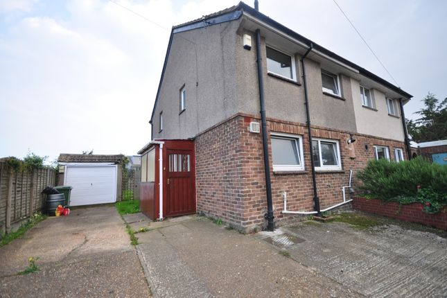 Thumbnail Semi-detached house to rent in Marsh View, Hythe
