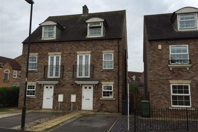Thumbnail Property to rent in Coningham Avenue, York, North Yorkshire