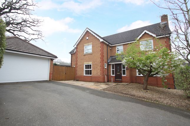 Thumbnail Detached house for sale in Ashfield Avenue, Bannerbrook, Coventry