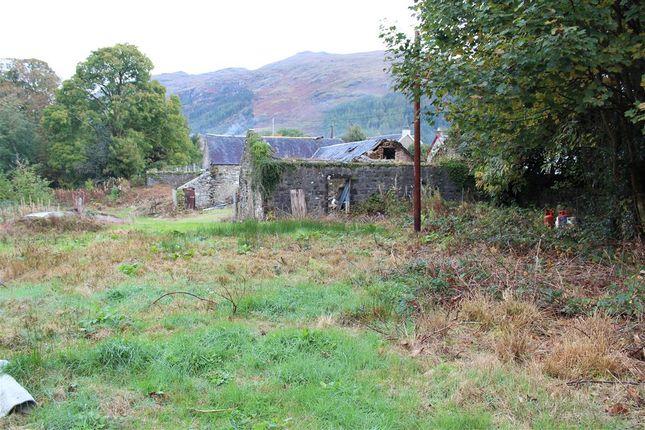 Thumbnail Land for sale in Kirkside House, Lochgoilhead, Cairndow