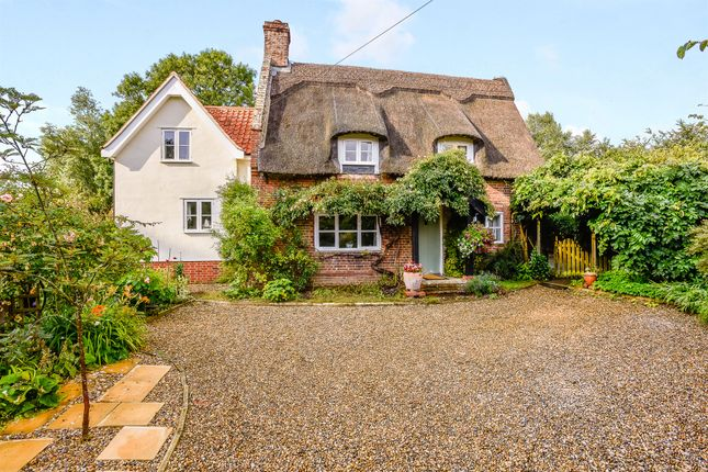 Thumbnail Property for sale in Welbeck Road, Bergh Apton, Norwich