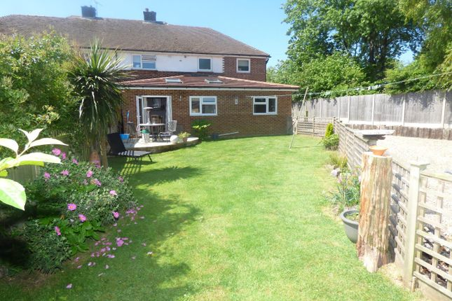Thumbnail End terrace house for sale in Reach Close, St. Margarets-At-Cliffe, Dover