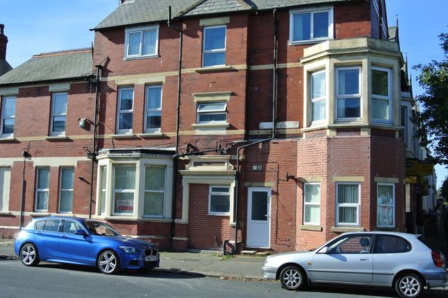 Thumbnail Flat to rent in North Church Street, Fleetwood