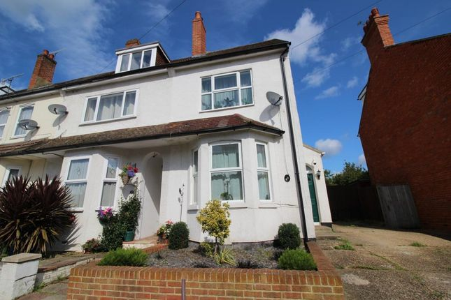 Thumbnail Terraced House For Sale In Park Road Aldershot