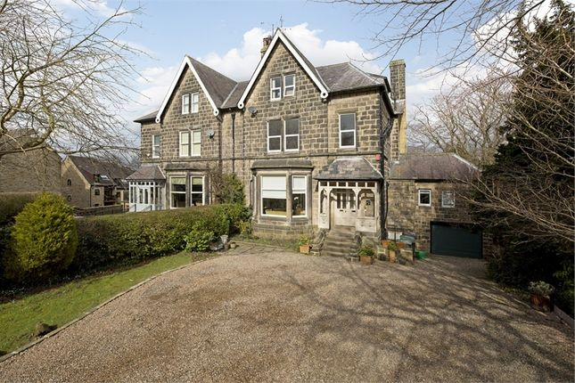 Thumbnail Flat for sale in 116 Skipton Road, Ilkley, West Yorkshire