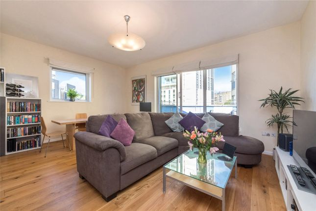 2 bed flat for sale in Bogart Court, 2 Premiere Place, London E14