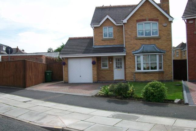 Thumbnail Detached house to rent in Chestnut Walk, Melling, Liverpool