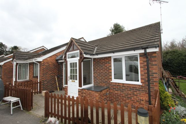 Thumbnail Terraced bungalow to rent in Trewythen Park, Gresford, Wrexham