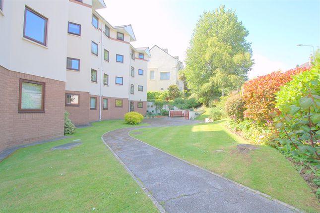 Shared Garden of Valletort Road, Stoke, Plymouth PL1