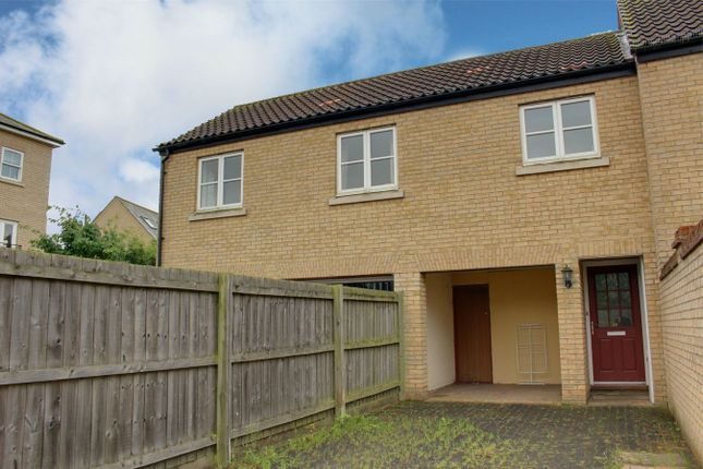 Thumbnail Detached house to rent in Playsteds Lane, Great Cambourne, Cambourne, Cambridge