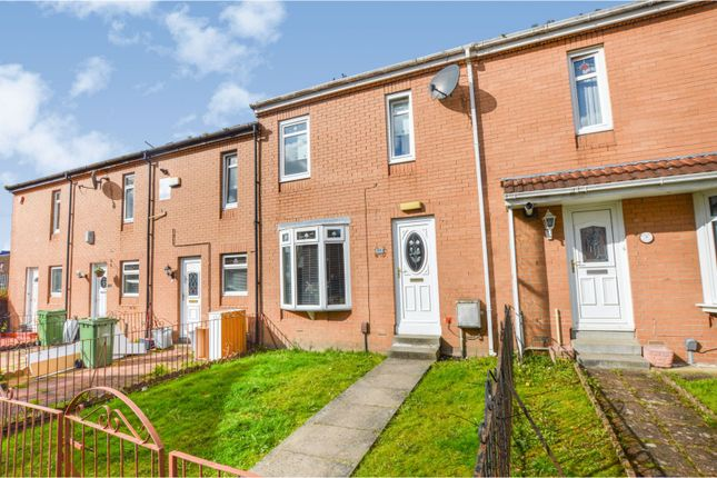 Thumbnail Terraced house for sale in Forbes Drive, Glasgow