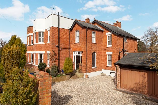 Thumbnail Semi-detached house to rent in Western Road, Henley-On-Thames