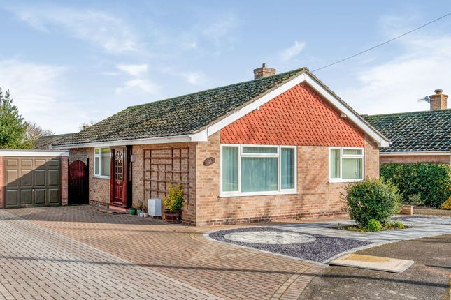 Thumbnail Bungalow for sale in Bury St. Edmunds, Suffolk