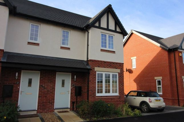 Thumbnail Semi-detached house for sale in Hutton Road, Kineton, Warwick