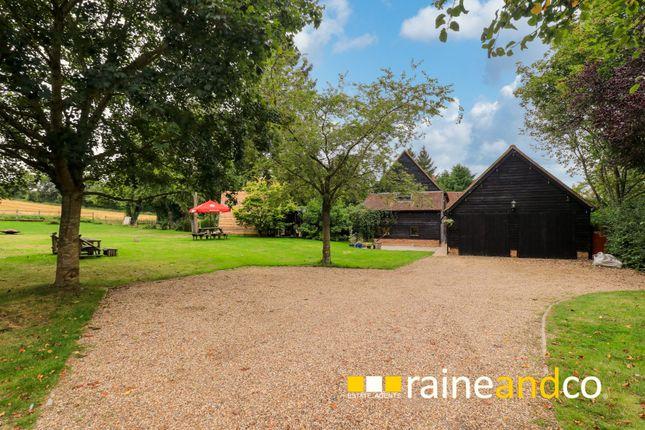 Thumbnail Barn conversion for sale in Kimpton Road, Codicote