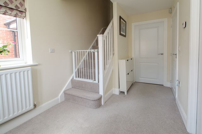 Hallway of Manor House Court, Chesterfield S41