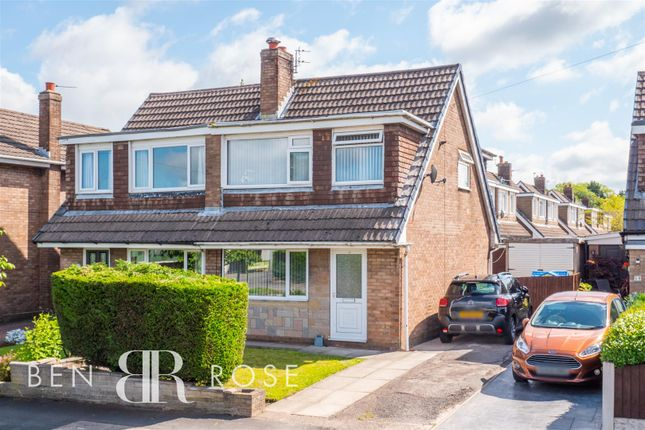 3 bed semi-detached house for sale in Pendle Road, Clayton-Le-Woods, Chorley PR25