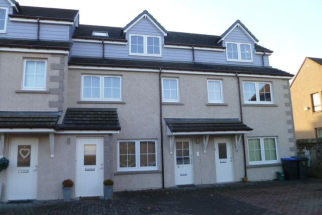 Thumbnail Flat to rent in Margaret Court, North Street, Inverurie