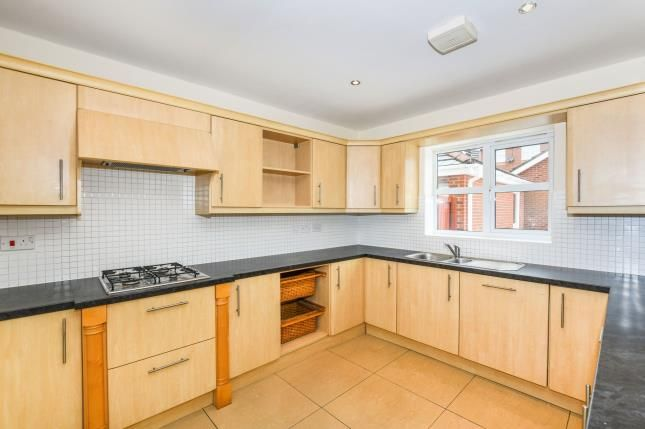 Kitchen of Chapelside Close, Great Sankey, Warrington, Cheshire WA5