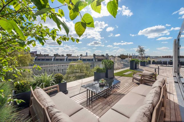 Thumbnail Penthouse for sale in Chesham Place, London