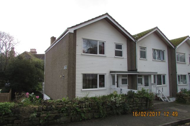 Thumbnail Maisonette to rent in Hawkins Court, Hawkins Road, Penzance
