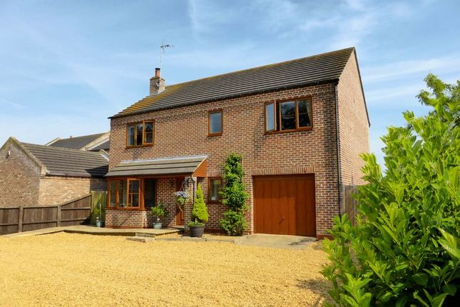 Thumbnail Detached house for sale in Front Road, Murrow, Cambridgeshire