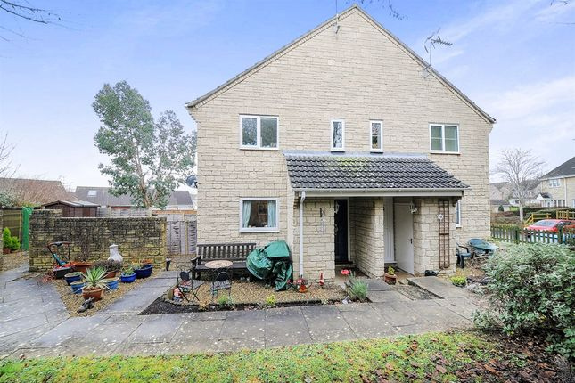 Thumbnail Terraced house for sale in Sumsions Drive, Corsham