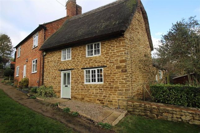 Thumbnail Semi-detached house for sale in Church Green, Badby, Daventry