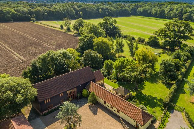 Thumbnail Barn conversion for sale in Yarmouth Road, Toft Monks, Beccles, Norfolk