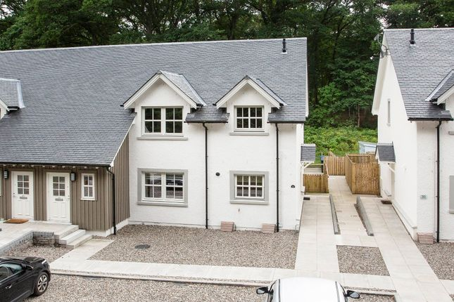 Thumbnail Flat for sale in Lagreach Brae, Pitlochry