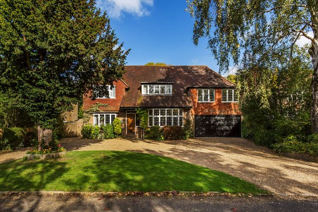 Thumbnail Detached house for sale in Heathfield Drive, Redhill