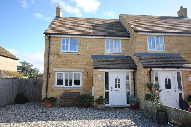 Thumbnail Semi-detached house to rent in Curbridge Road, Ducklington, Witney