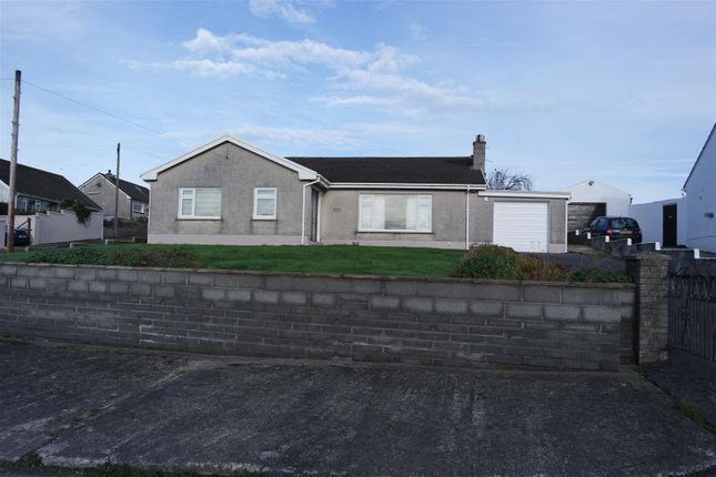 Thumbnail Bungalow to rent in Rectory Road, Llangwm, Haverfordwest