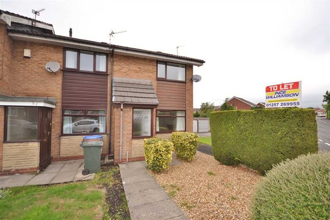 Thumbnail Town house to rent in Daisy Hill Drive, Adlington, Chorley