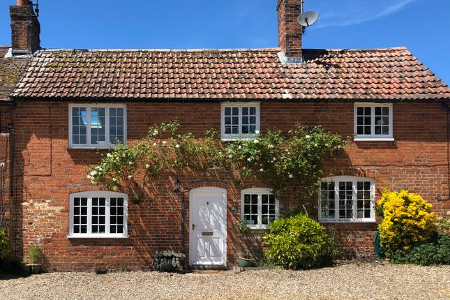 Thumbnail Cottage for sale in Main Street, West Ilsley, Newbury