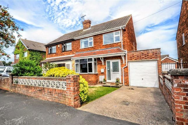 Thumbnail Property for sale in Charles Avenue, Laceby, Grimsby
