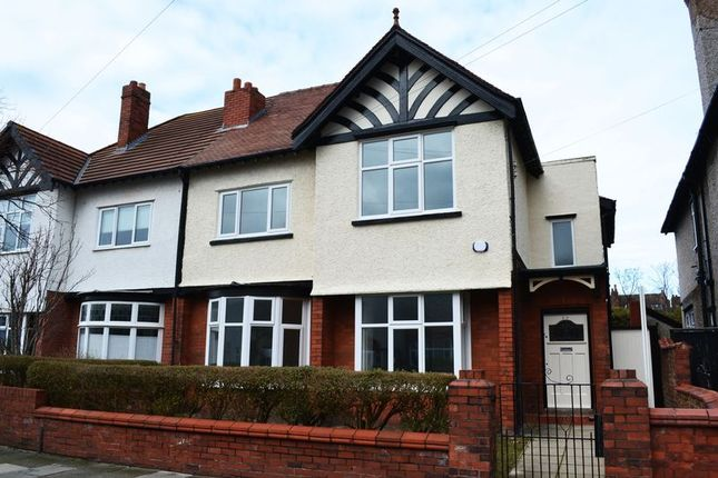 4 bed semi-detached house for sale in Coronation Drive, Crosby, Liverpool